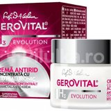 Gerovital H3 Men Evolution - Crema Antirid Concentrata Cu Acid Hialuronic 50ml 5943000096152